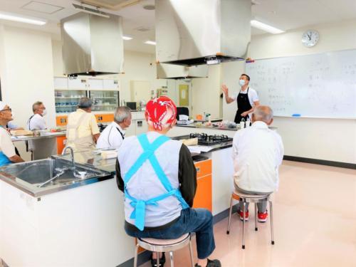 オモシロ家事教室の風景